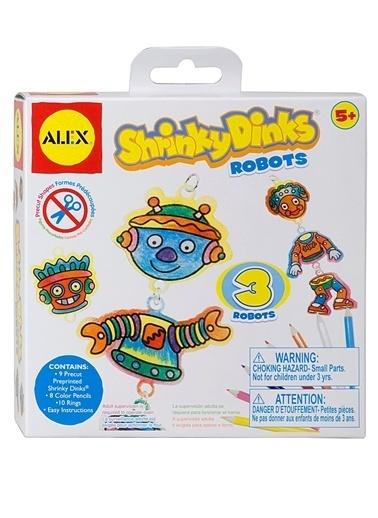 Alex Shrınky Dınks& Robot Renkli